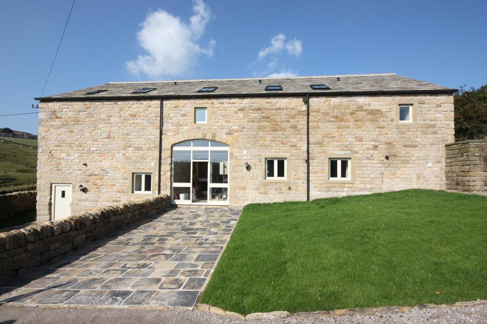 Buck Park Farm - Chris Milnes Building Contractors