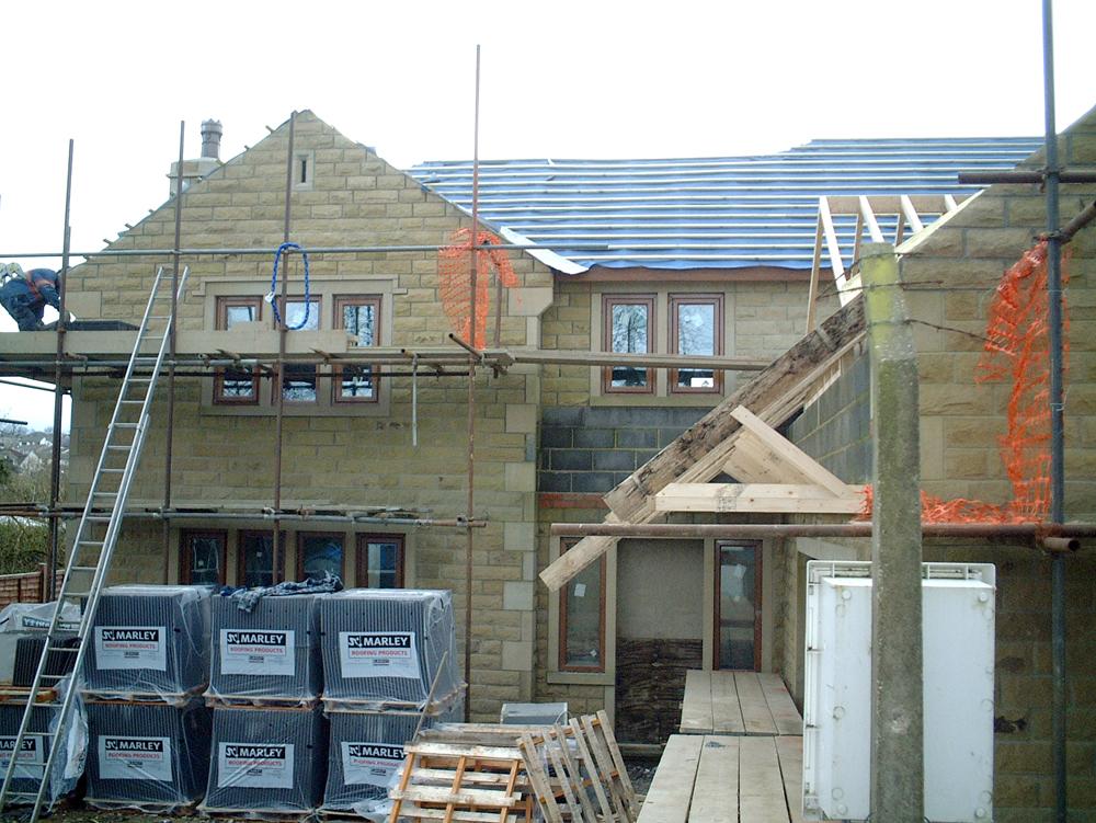 Park House Chris Milnes Building Contractors